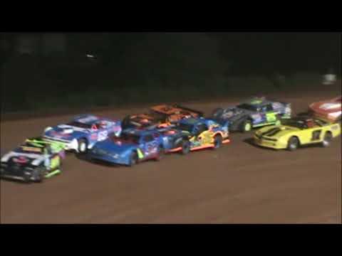 Greg Beach Feature Lernerville Speedway 8/3/18