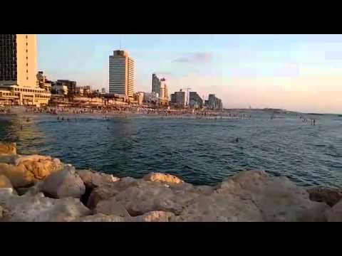 Pr. Fábio em Tel Aviv!
