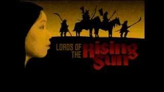 Lords of the Rising Sun - Amiga