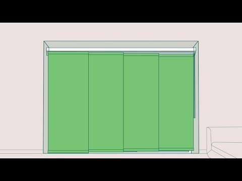How To Measure For Panel Blinds