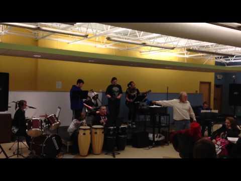 Academic Arts High School World Music Ensemble