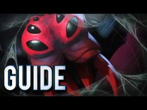 dota 2 guide broodmother youtube