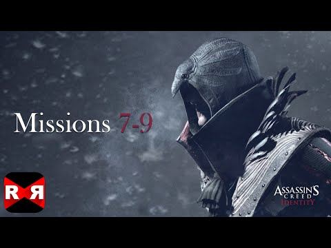 Assassin's Creed Identity Missions 7-9 - iOS / Android - Worldwide Launch Walkthrough Gameplay