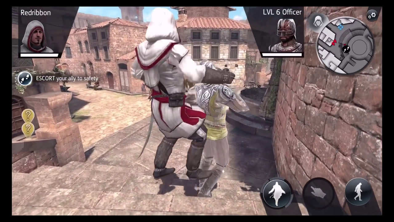 assassins creed identity ios walkthrough