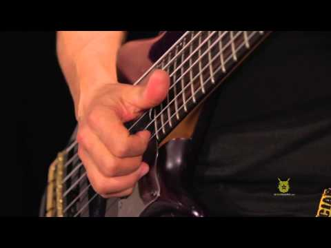 Bass lessons: Alain Caron - 1 4 U - on isYOURteacher App