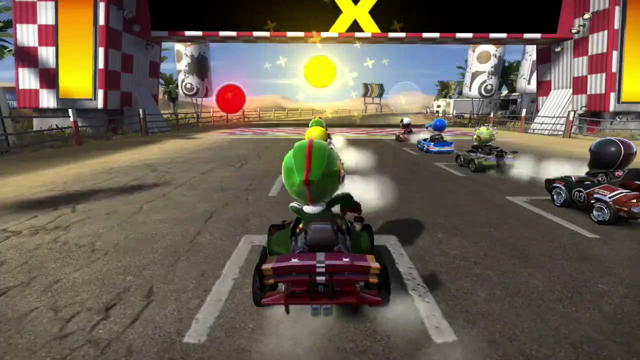 ModNation Racers - Download game PS3 PS4 RPCS3 PC free