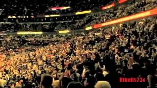 CHICAGO BULLS HIGHLIGHTS 2012 - HATS OFF TO THE BULL By CHEVELLE