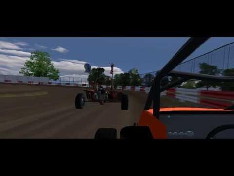 Rudy Kuhl ONBOARD: Non Wing 600cc Micro (Plaza Park Raceway - Sim Series) 8/12/13