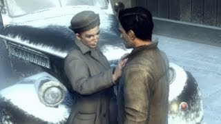 A Real Gentleman: Gangster Vito Helps Woman to Fix a Car (Mafia 2 Achievement)