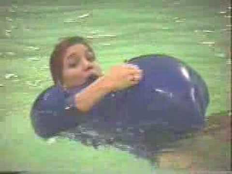 Dress swimming