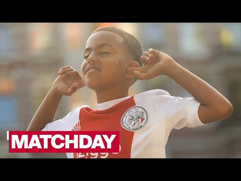 Ajax - Match Day video for the Champions League