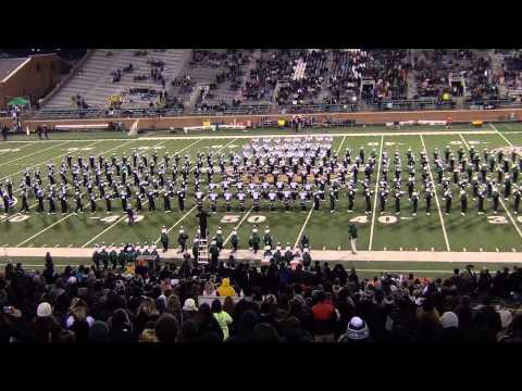 Ohio University Marching 110 - Bohemian Rhapsody -Queen
