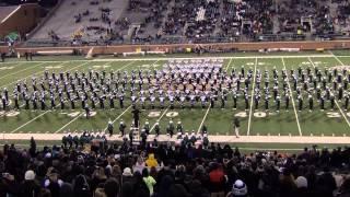 Ohio University Marching 110 - Bohemian Rhapsody -Queen
