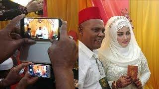 Foto Pernikahannya Mendadak Viral, Bupati Pidie Mengaku Berniat Hindari Gibah dan Tak Ingin Pamer