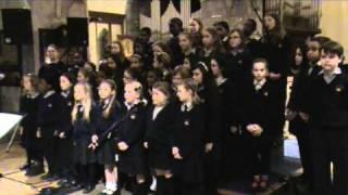 Claddagh National School Choir * Galway 14.03.2011 (3 p.)