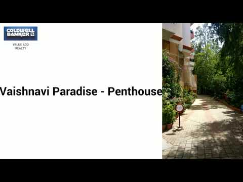 Jayanagar, Bangalore - Penthouse For Sale