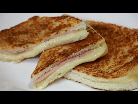 Ну, оОчень вкусный - Бутерброд Бикини!