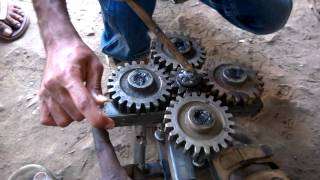 multi wheel nut remover and tightener mechanical engineering project topics