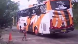 Klakson Telolet Bus Haryanto 21