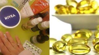 أهم فوائد فيتامين e (أو هاء), وأكثر من خمس استعمالات للفيتامين e بالنسبة للشعر والبشرة ستبهرك
