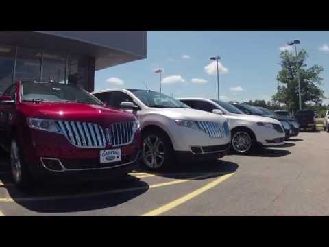 Capital Ford Lincoln Rocky Mount 2013 Lincoln MKT and MKX Eco Boost