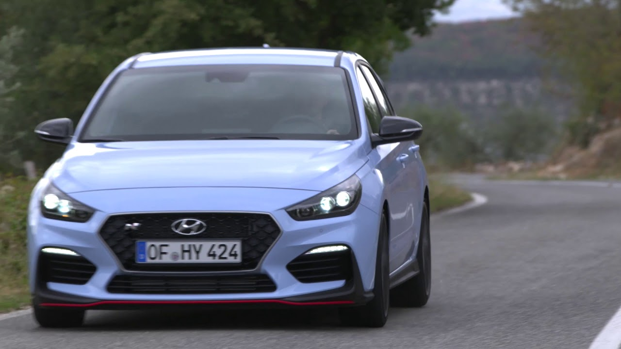 See Why Our I30 N Won The 20 000 30 000 Best Hot Hatch In The What