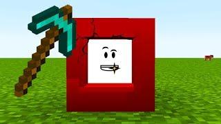 DE ROBLOX LUCKY BLOCK IN MINECRAFT!