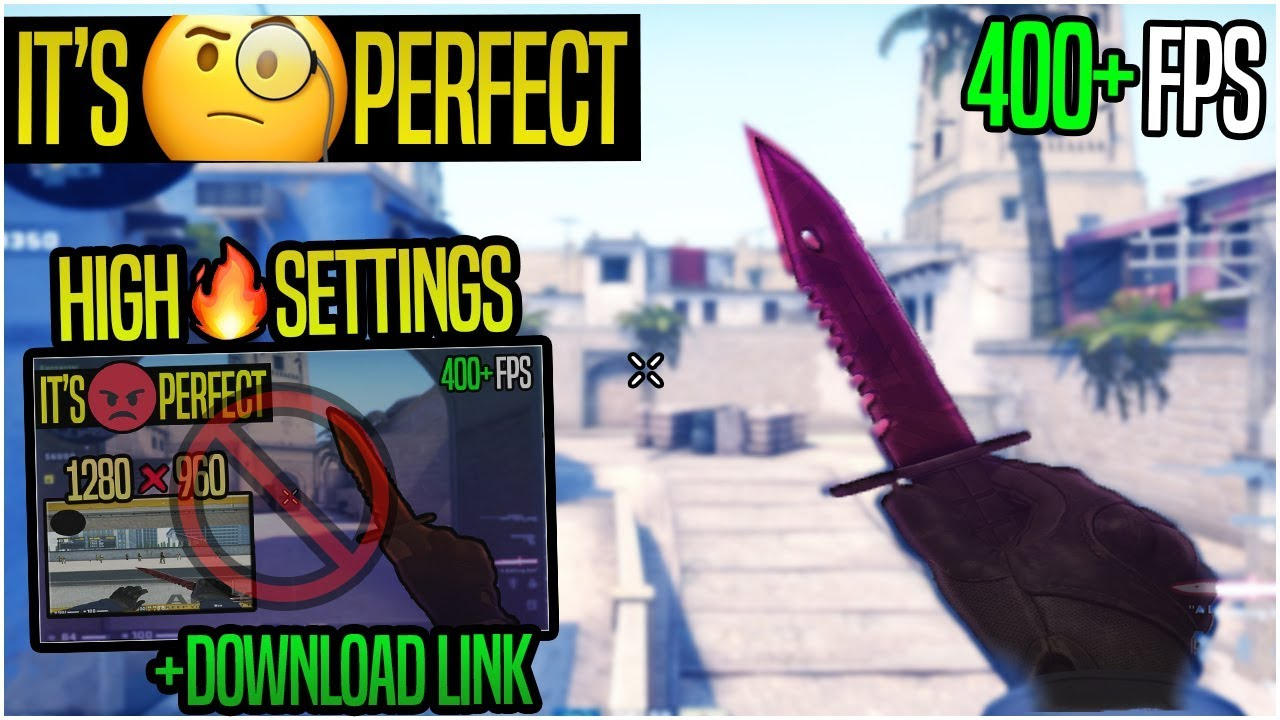 The 'Perfect' CS:GO Config 2 0 (New & Improved + Config Download Link)