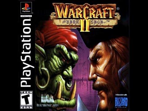 Warcraft Ii The Dark Saga Part 1 Psx Emu Android Gameplay