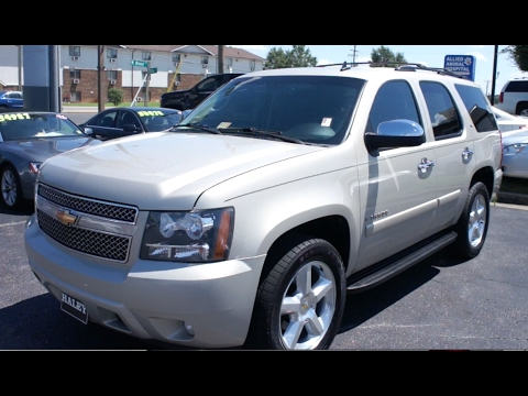 2008 Chevrolet Tahoe LTZ Walkaround, Start up, Tour and Overview