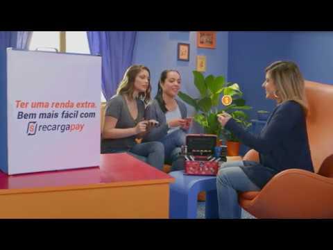 RecargaPay - Use seu celular para ganhar dinheiro com revendas!