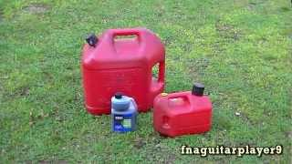 Quick Tip How Mix Stroke Two Cycle Gas