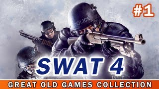 SWAT 4 - Gameplay PC | HD (Great Old Games Collection #1)