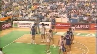 Eurobasket.1987-7os.agonas.Hmitelikos.Ellada.vs.Yugoslavia