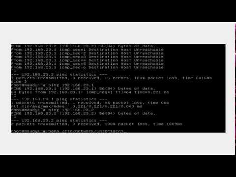 Install Debian, DNS Server, Web Server, Mail Server di virtualbox (UKOM TKJ)