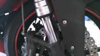 Motorcycle Brake Flush / Bleed with MityVac - HOW TO - TUTORIAL