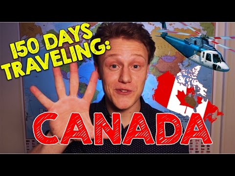 ROADTRIP CANADA: The Plan