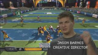 NFL Tour Producer Video #4 - Game Elements