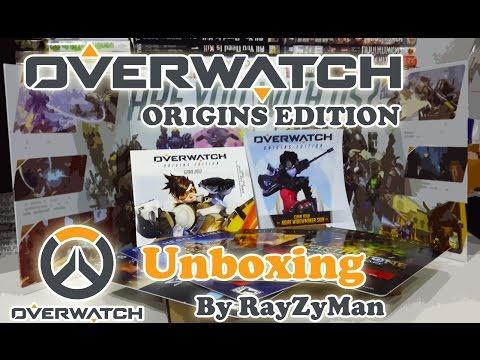 รีวิวจย้าาา Unboxing Overwatch Origins Edition [Thai]