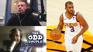 Chris Broussard & Rob Parker - Bonzi Wells Says Chris Paul Is on the Mount Rushmore of Point Guards