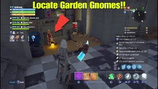 Fortnite Save the world How to find Garden Gnomes - Daily Quest - Part 2