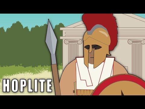 Hoplite - Citizen Soldier (Ancient Greece)