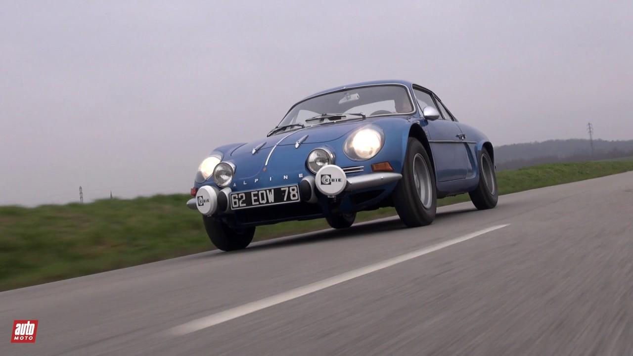 1971 alpine a 110 essai berlinette for ever prix cote fiabilit historique youtube. Black Bedroom Furniture Sets. Home Design Ideas
