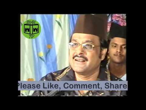 New Qawwali 2016 - Tere Ishq Mein bhool baitha hoon Khudko - Arifana Kalam - Ali Waris - SHAH TV