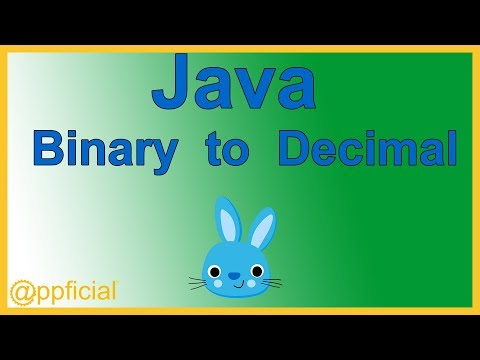 how-to-convert-binary-numbers-to-decimal-numbers---java-tutorial---appficial