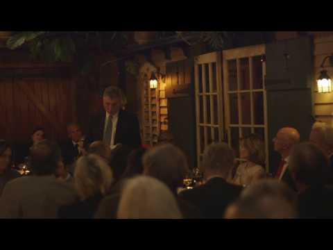 Marty Baron - 2016 Hitchens Prize Ceremony (Full Captions)