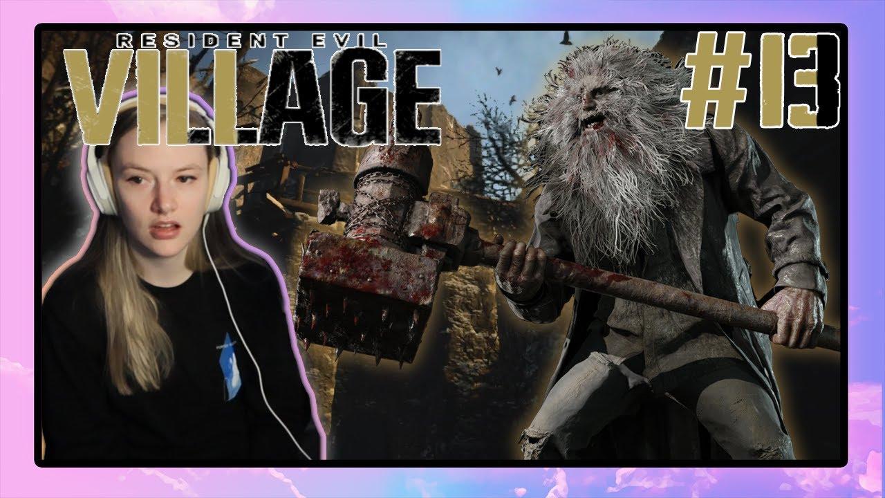 Jocelyn Plays Resident Evil: Village   Part 13