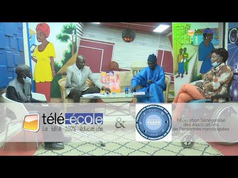 TELE ECOLE : PROTOCOLE D'ACCORD HANDICAP TV
