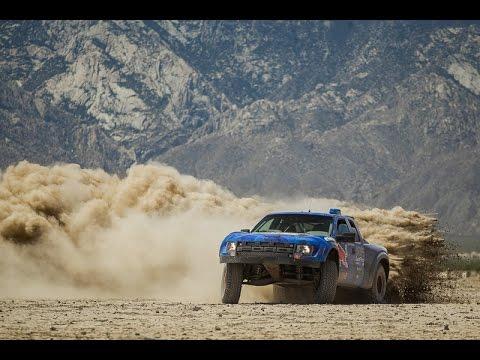 BFGoodrich Presents Race Dezert Pre-Running Baja With Bryce Menzies