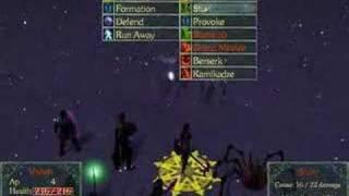 Gods - Lands of Infinity (a Battle arround the Ice Palace)